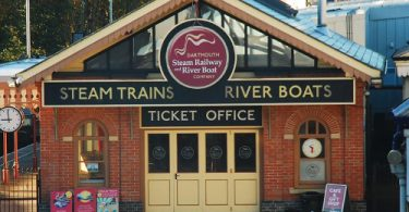A revamp for Dartmouth Steam Railway