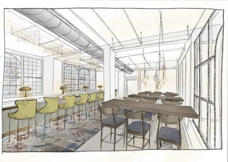 Morden & Lea, Ground Floor Bar COLOUR - Soho