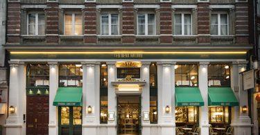 Les Deux Salons , Covent Garden