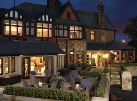 Northcote Restaurant, Ribble Valley, Lancashire