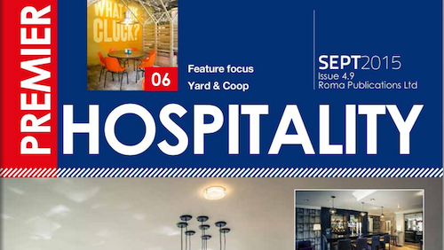 Premier Hospitality Issue 4.9