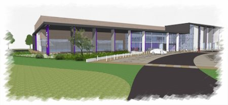 Flitwick Leisure Centre, Central Bedfordshire