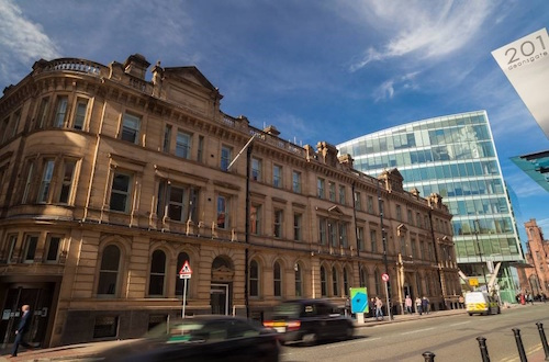 Manchester Court Buildings, Sika 1 Waterproofing System
