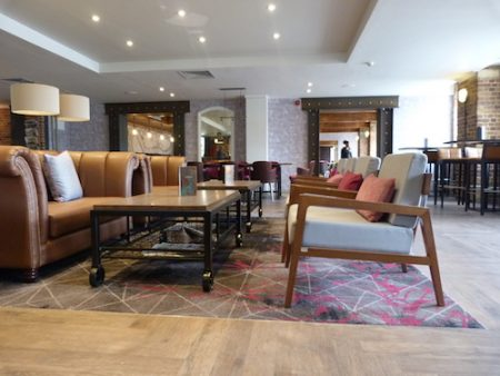 Doubletree by Hilton, 265 Rotherhithe Street, London