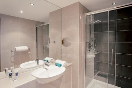 the Mercure Bristol Holland House and Spa