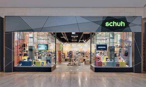 Schuh, Bluewater store