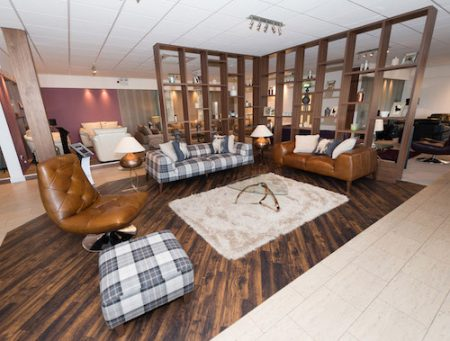Opening of Sofaworks Enfield, on 22 August 2015