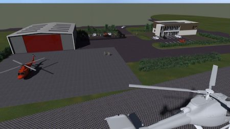 Wales Air Ambulance, Llanelli