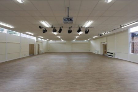 Coton End Primary School refurbished, Warwickshire