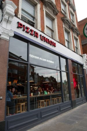 Pizza Union, Kings Cross