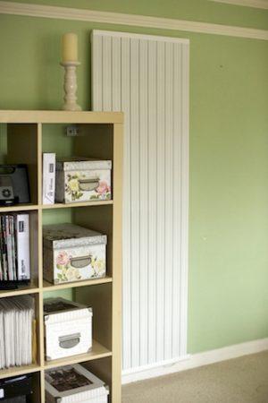 needo vertical - electric heating