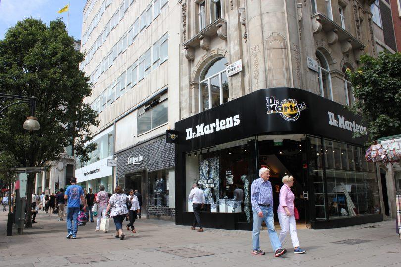 Dr. Martens Oxford Street
