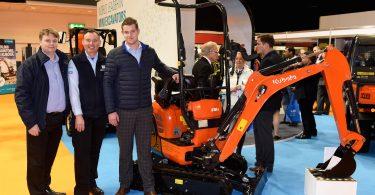 Bedfordshire based hire company strengthens its Kubota fleet
