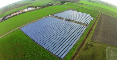 Crowland Solar Farm