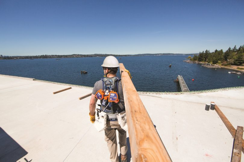 Demystifying the myths behind working at height