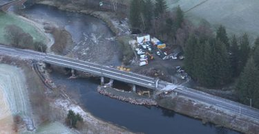 Lamington Viaduct Reopens Two Weeks Ahead of Schedule