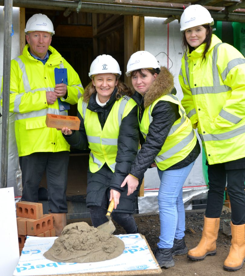 Laying The future For The Old Oak Housing Co-operative