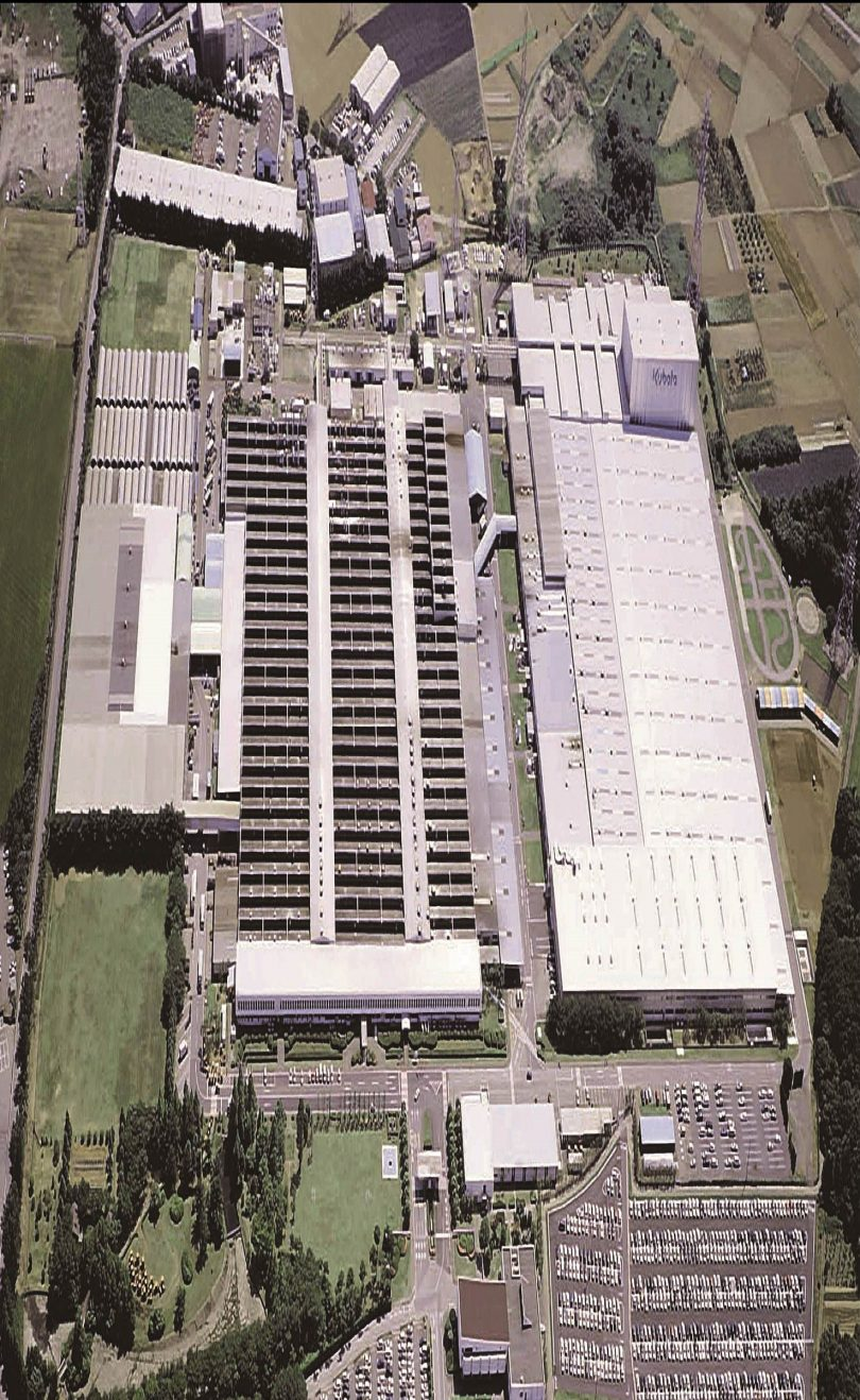Major Milestone for BTE Plant Sales and Kubota UK
