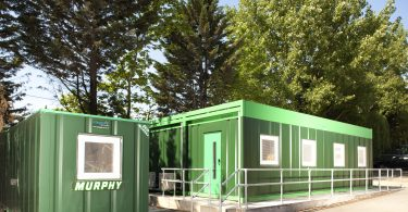 Murphy Energy Saving Eco-Cabin Leads to Cleaner Environment and Happier Workplace