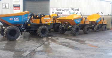 Terex Construction Appoints North West Equipment Distributor