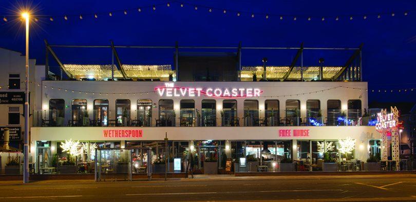 The Velvet Coaster