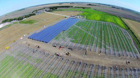 Crowland Solar Farm
