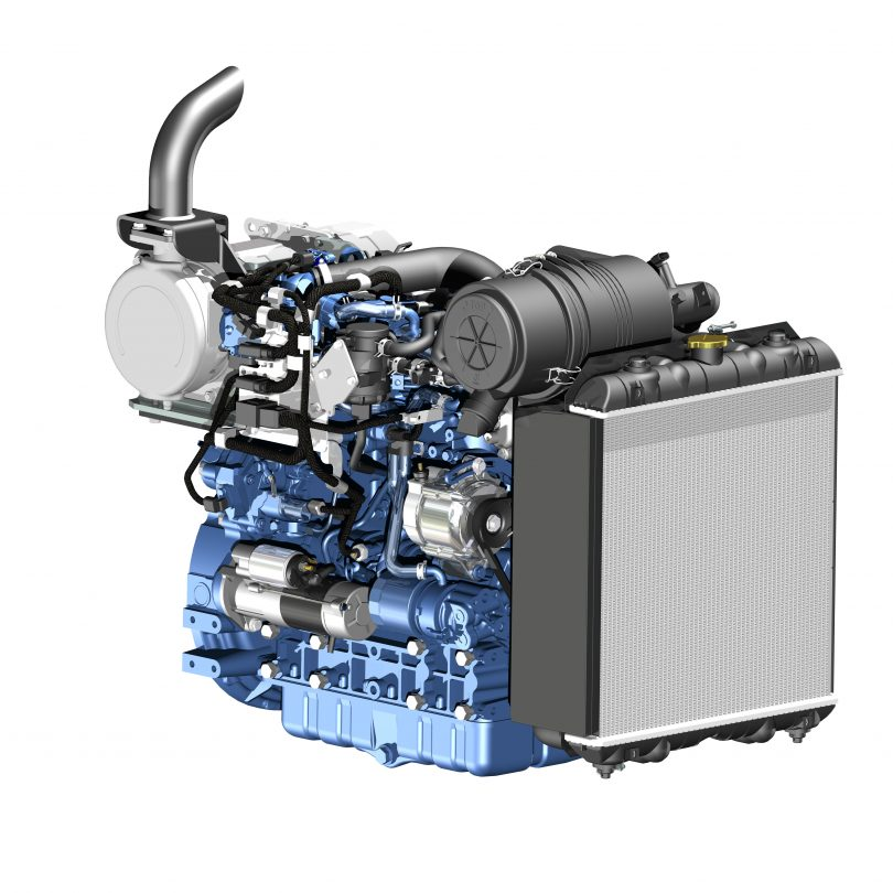 Kubota Engines Launches New Diesel Power Packs At Bauma 2016