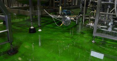 Sikafloor Makes The Grade At Welsh Bottle Plant