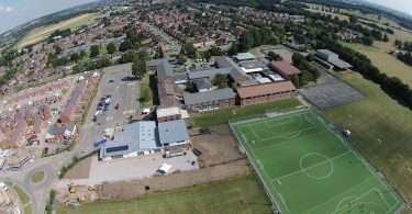 A* For Construction Duo As School Project Is Shortlisted For Prestigious Award