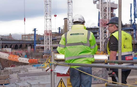 Mabey Announces New Site Crew For London And The South