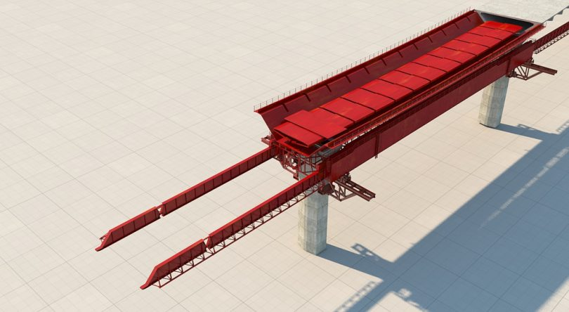 New Bridge Building Machine On Its Way To Halton