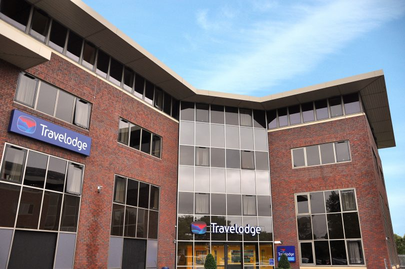 New travel lodge hotel opens in Sale