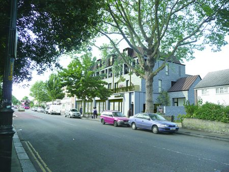 Croxted Road