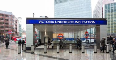 Major milestone in Victoria Station upgrade project as new ticket hall and entrance open