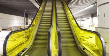Over 1.5 Kilometres Of Escalators Now Installed in Elizabeth Line Stations