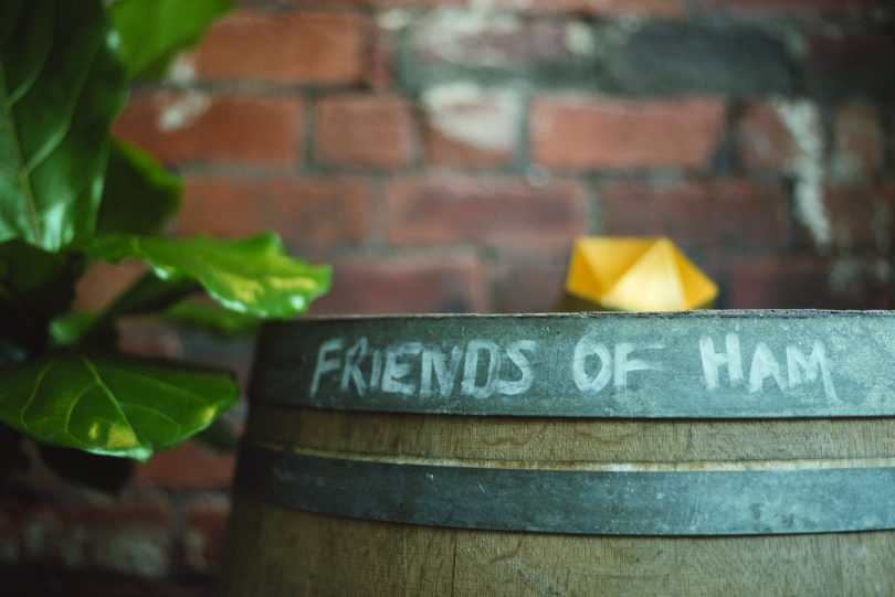 Ham and Friends
