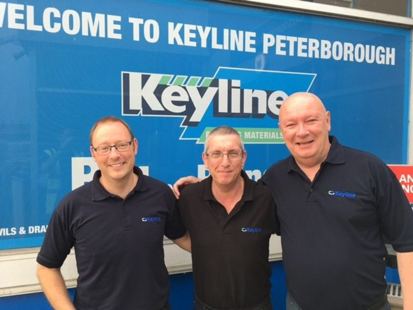 Peterborough Keyline Employees Celebrate 109 Years Of Service