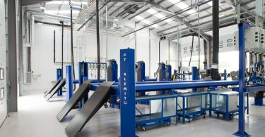 REL Hands Over Electrical Works at £12m Vehicle Depot