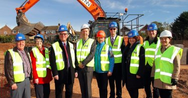 Woodhead Appointed to HCA's £8bn Housing Delivery Panel