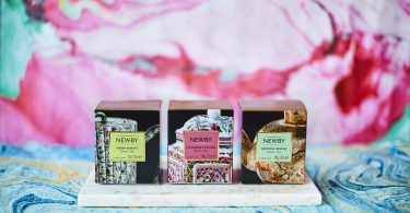 Newby Teas Awarded Prestigious Pentaward For New Range of Fine Tea – The Heritage Collection