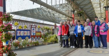 Virgin Trains Creates a Buzz at Penrith Station With New Bee Garden