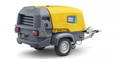 Atlas Copco Combines PACE Technology With HardHat® On Updated XATS 138 Portable Compressor