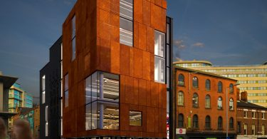 Horbury Facades Gets Creative With Nottingham's Confetti Building