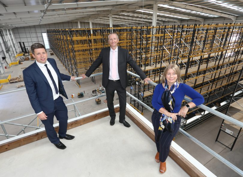 Hortonwood West Unit Works Out a Treat For Growing Business