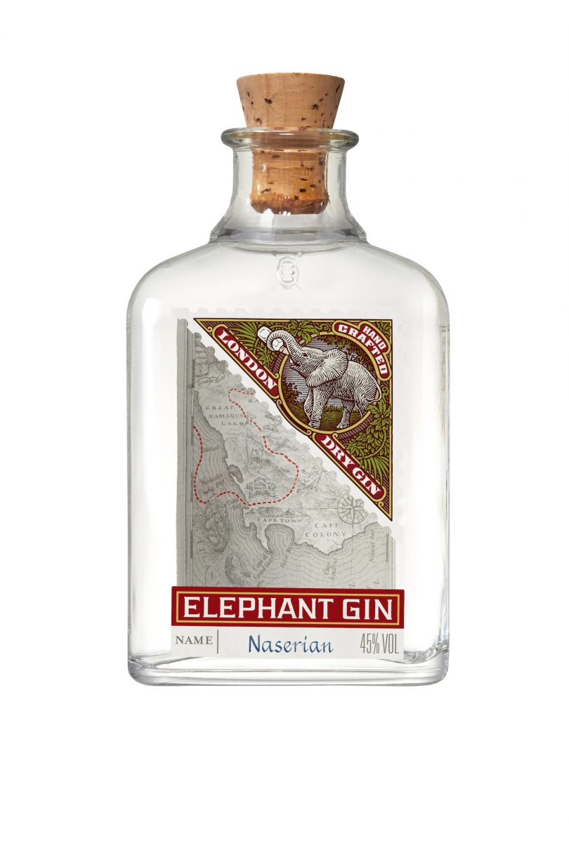 Mini Bottle: Maximum Effort Award-Winning Elephant London Dry Gin Launches Miniatures