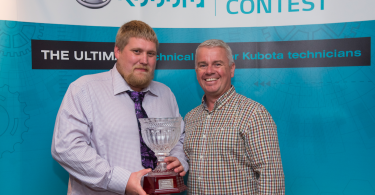 Hosplant Wins Prestigious Kubota UK Construction Skills Contest