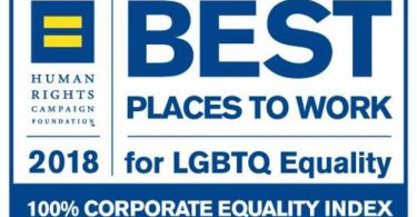 IHG® Again Recognized As A Best Place To Work For LGBT Equality