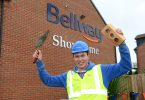 Stafford Student Wins Top Building Award