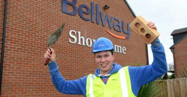 Stafford Student Wins Top Building Award