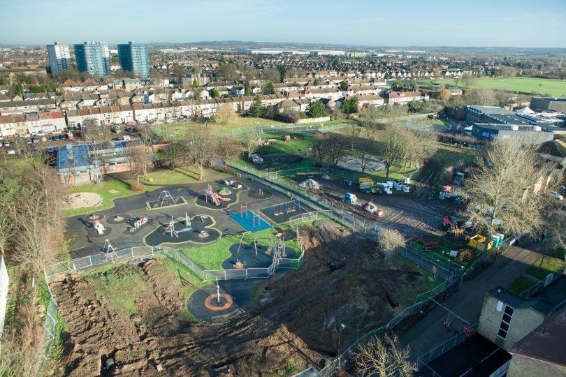 Nottingham Building Duo Commence Enderleigh Mews Development